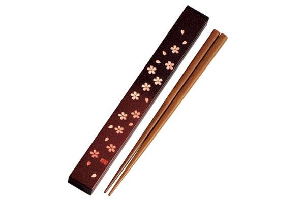 """Akane Sakura"" (chopstick 21 cm)"