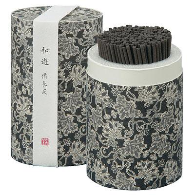 KAMEYAMA Incense sticks -Binchotan-