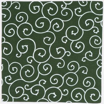 *Furoshiki 150cm green