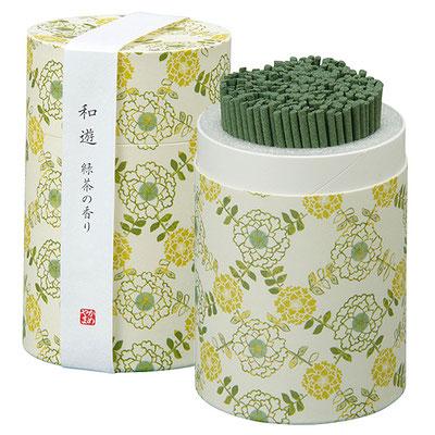 KAMEYAMA Incense sticks -Green tea-