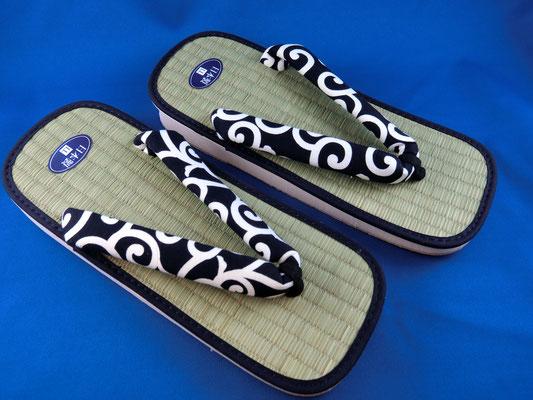 """* Japanese Tatami Sandal """"Karakusa"""""""