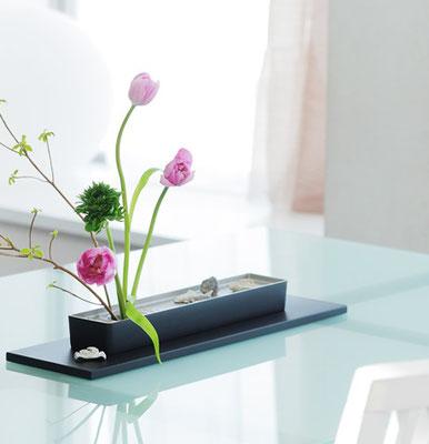 "* Ikebana Vase ""Slim"""