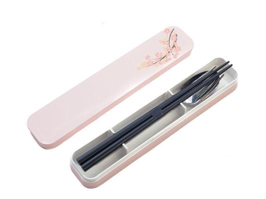 """*Cutlery set """"sakura pink"""""""