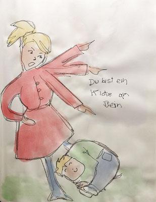 Du bist ein Klotz am Bein! von Ronja