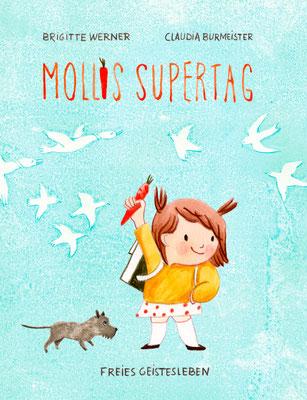"Cover Bilderbuch ""Mollis Supertag"""