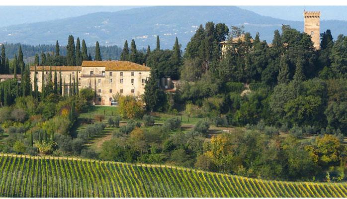 Castello di Sonnino in Montespertoli
