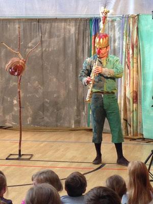 Bildergebnis für theater maskara der goldene vogel