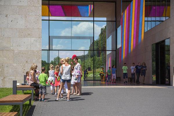 Das MUSEUM RITTER mit der Kunstsammlung Marli Hoppe-Ritter und dem Schokoladen