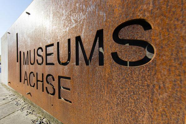 Die MUSEUMS-ACHSE in Waldenbuch verbindet das Museum Ritter mit dem Museum der Alltagskultur in der Stadtmitte