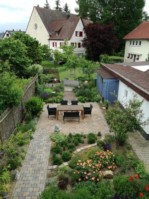 Sommer vorm Balkon!