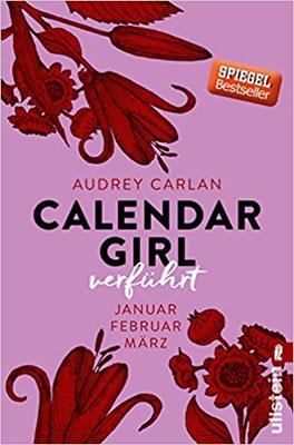 Calendar Girl Jänner Februar März