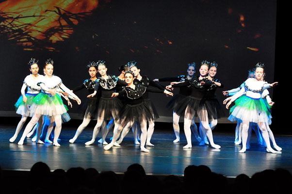 Klassisches Ballett Märchenballett König Drosselbart