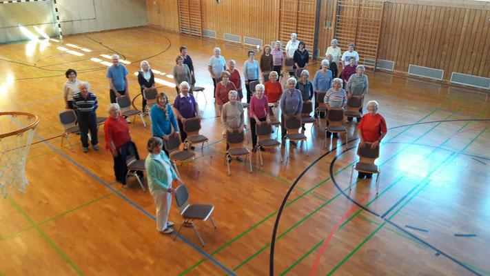 Beweglichkeit ab 60 mit Maria Maier