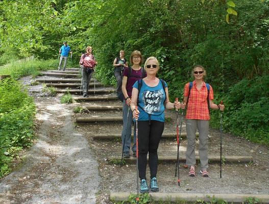 Nordic Walking mit Kathi Binder