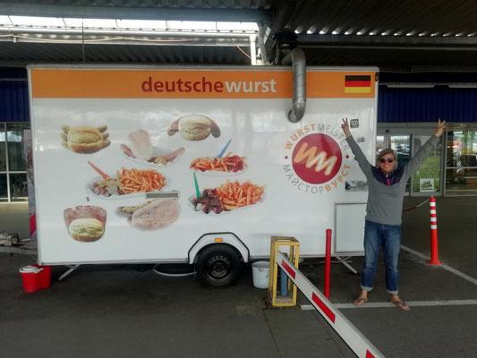 WUUUUURRRRRSSSSSTTTTTT - deutsche Wurst in Bulgarien