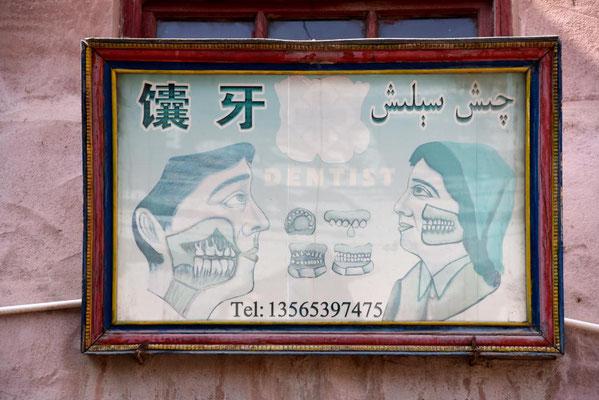 auffällig viele Zahnärzte gab es in der Altstadt