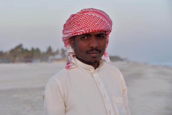 Omani in Salalah
