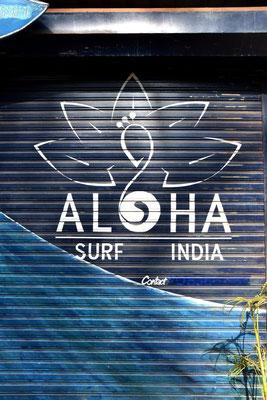 indischer Surferladen