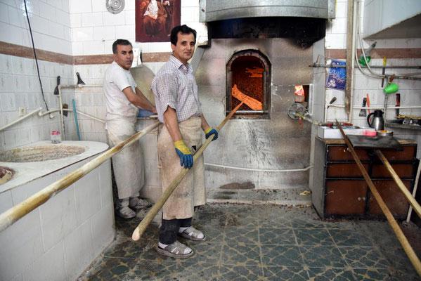 iranische Bäckerei