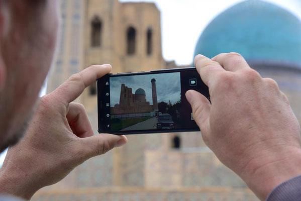 Moschee Bibi Xanom