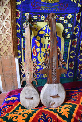 Pamiri Musikinstrumente