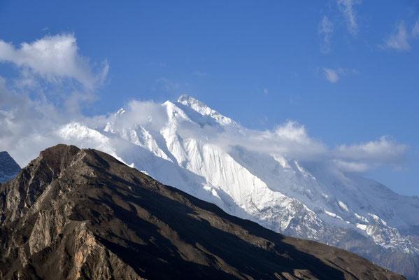 der 7788 m hohe Rakaposhi