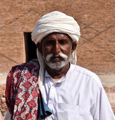 Einheimischer im Gebiet Cholistan