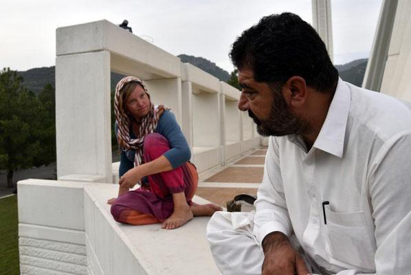 in der Faisal Moschee