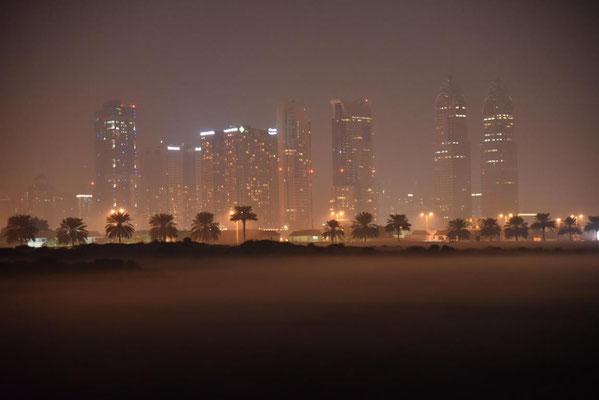 Dubai - einer der vielen Vororte