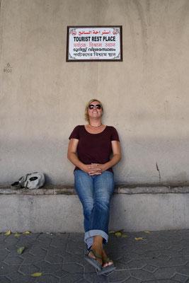 Tourist Rest Area - nicht nur für Touristen