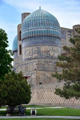 Bibi Xanom Moschee