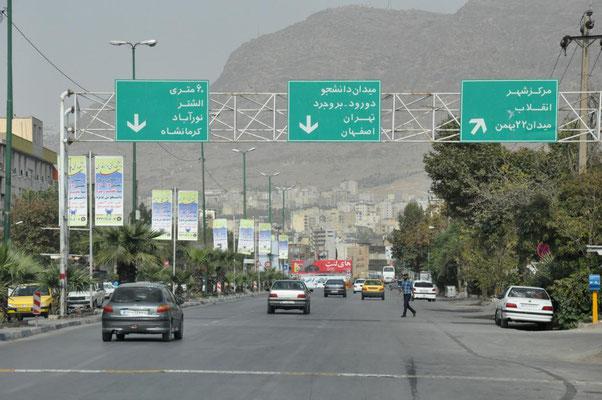 ja wo gehts denn jetzt nach Esfahan