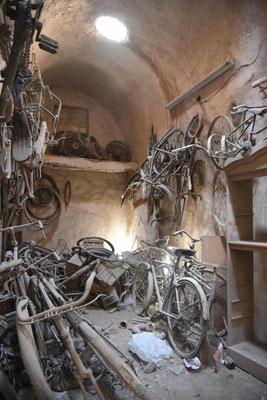 Fahrradwerkstatt? in Yazd