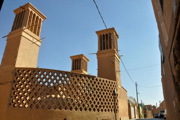 Windtürme in Yazd