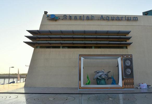 Aquarium in Sharjah