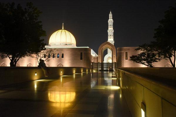 Grand Sultan Qaboos Moschee