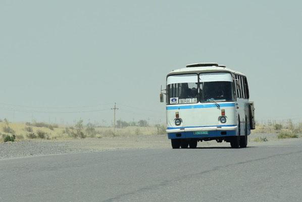 ein schönes Bussel