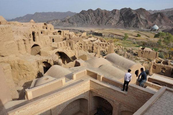 Kharanaq von oben