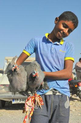 auf dem Vogel / Geflügelmarkt