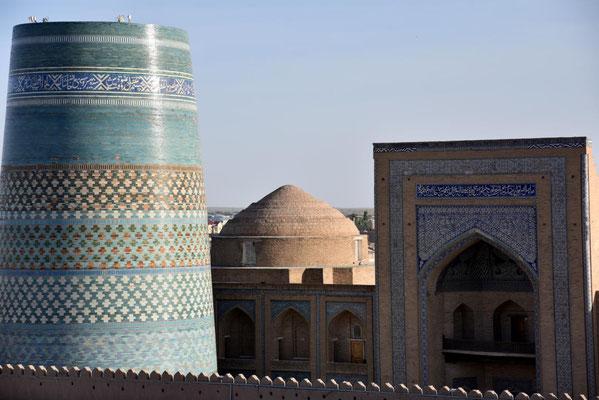 Wahrzeichen von Khiva