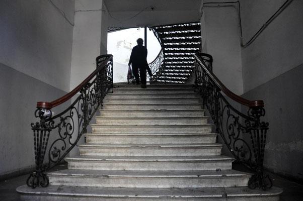 Hausflur in Tiflis