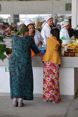 Markt in Asgabat