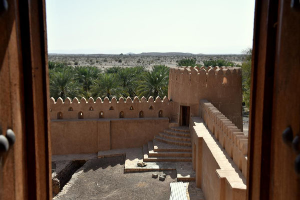 das Fort von Jabrin