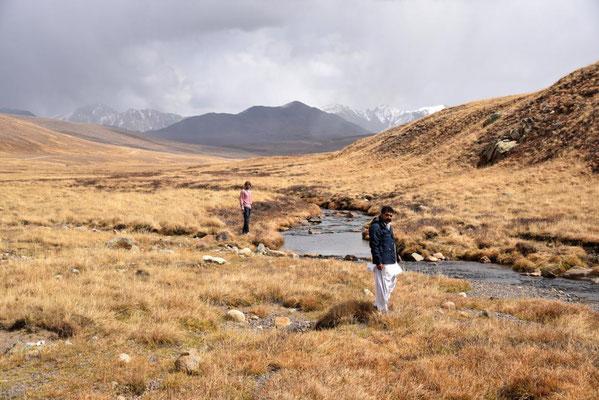 Einsamkeit und Weite im Deosai National Park