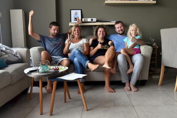 mit Kinga, Radek & Olivia