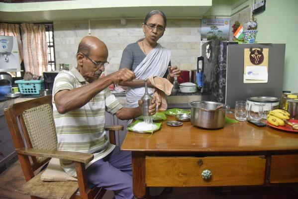 das Herz des Hauses - die Küche