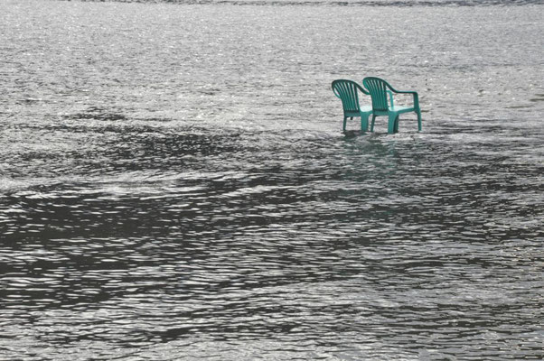 auch hier nur Regen & Überschwemmung
