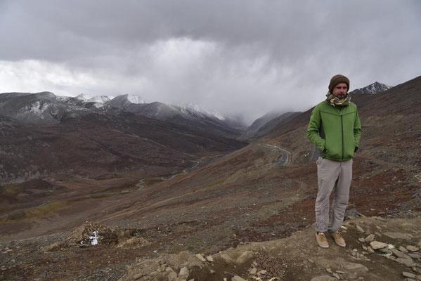 auf dem Babusar Pass