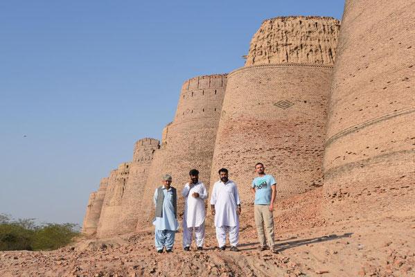 Nasrullah, Nadir Shah, Saif & Janus