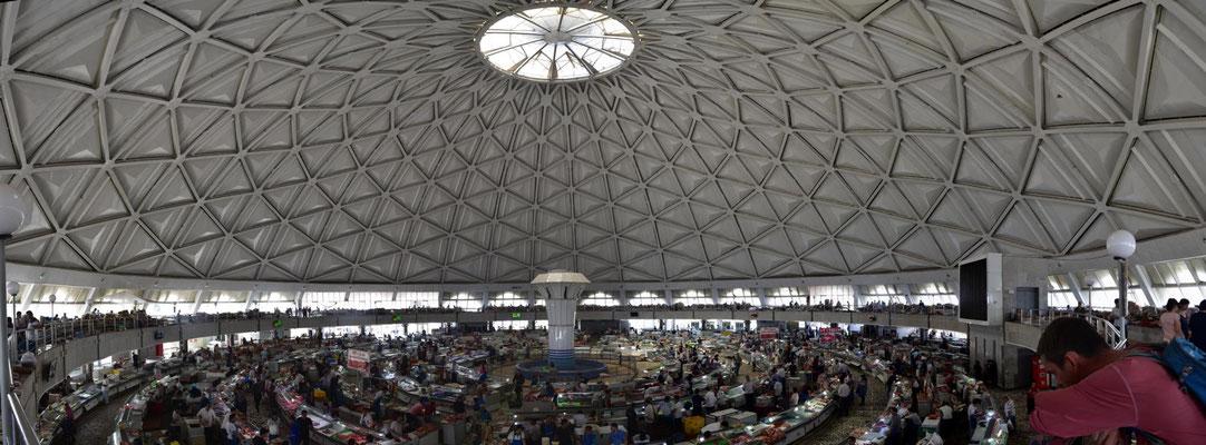 Markthalle im Chorsu Basar, Tashkent